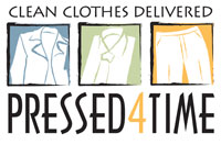 Pressed for Time - Pro Image Dry Cleaners Delivery Service